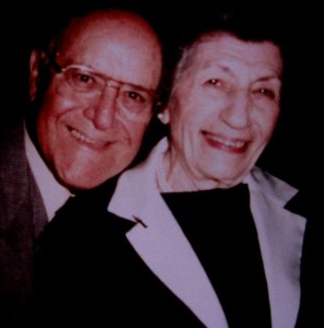Morris Bock and Rose Filangeri (My Grandmother) (Picture courtesly of Lois Bock DiCosola