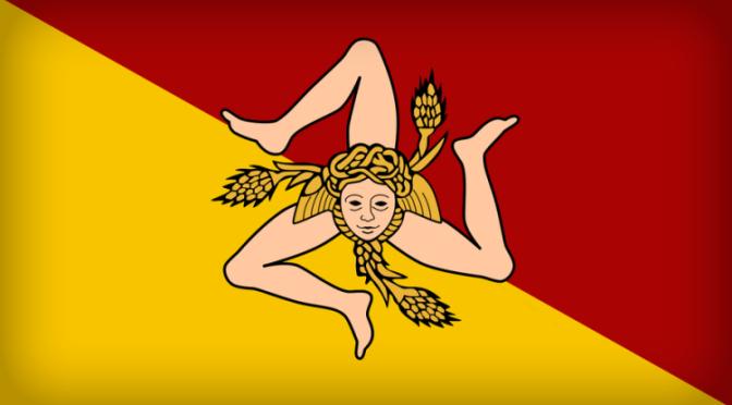 sicilianflagg