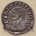 English coin of William the Conqueror